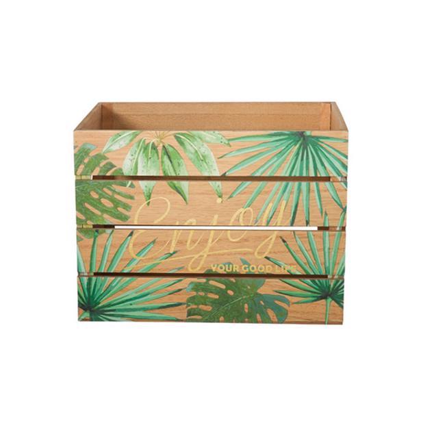 Cosy & Trendy Jungle Krat 30 x 22 x 22 cm