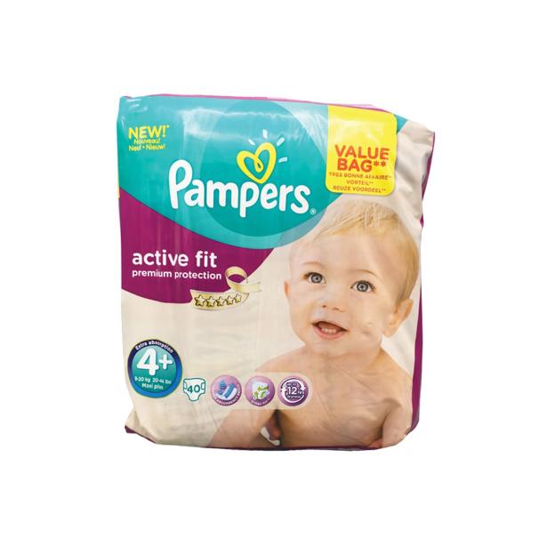 Pampers Active Fit 4+