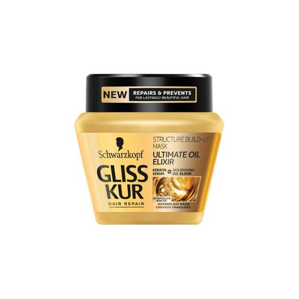 Schwarzkopf Gliss Kur Ultimate Oil Elixir Masker