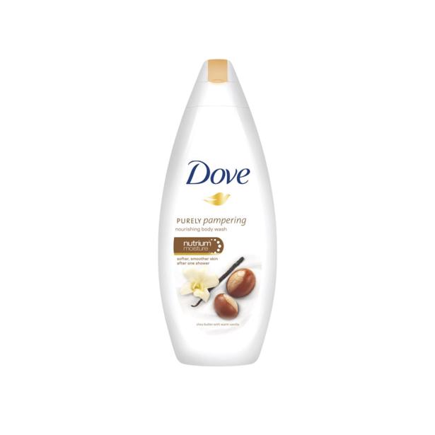 Dove Douche Purely Pampering Shea Butter