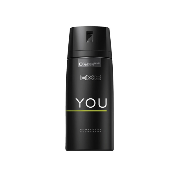 Axe Deodorant You