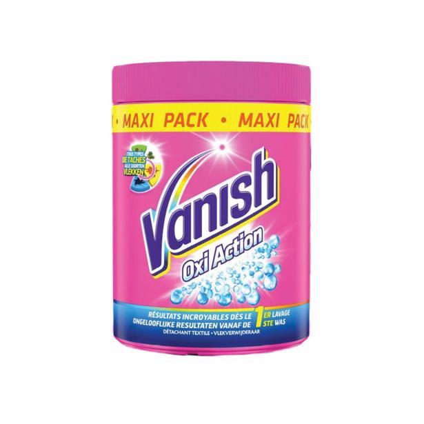 Vanish Oxi Action Poeder Pink