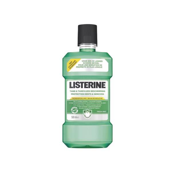 Listerine Mondspoeling Fresh Mint