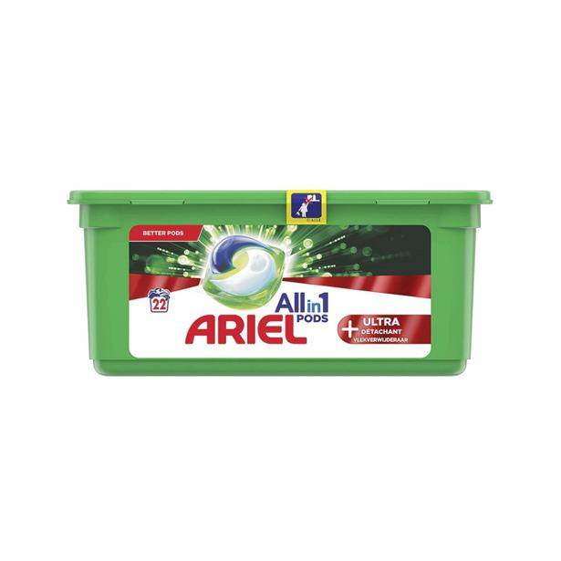 Ariel 3 in 1 Pods Ultra Vlekverwijderaar