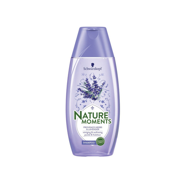 Schwarzkopf Nature Moments Provence Herbs & Lavender Shampoo