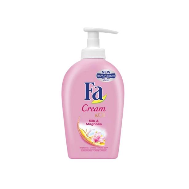 Fa Handzeep Cream & Oil - Silk & Magnolia