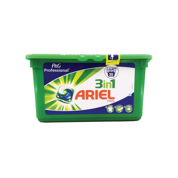 Ariel 3 in 1 Pods Professional Regular