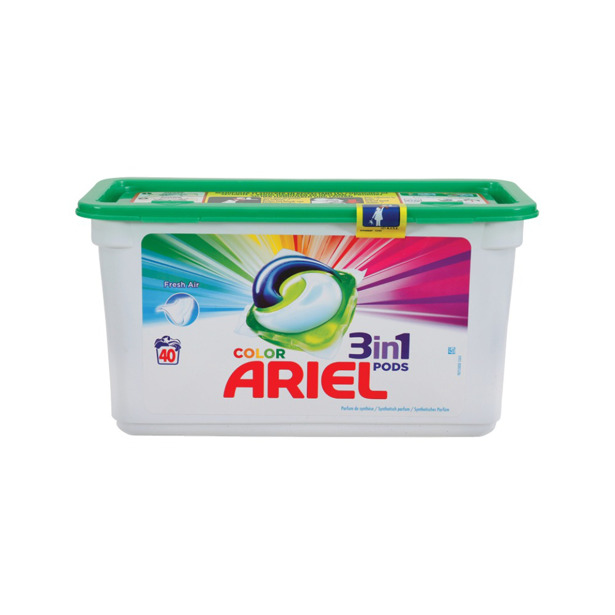 Ariel 3 in 1 Pods Color Fresh Air