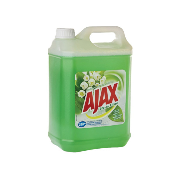 Ajax Allesreiniger Lentebloemen 5 Liter