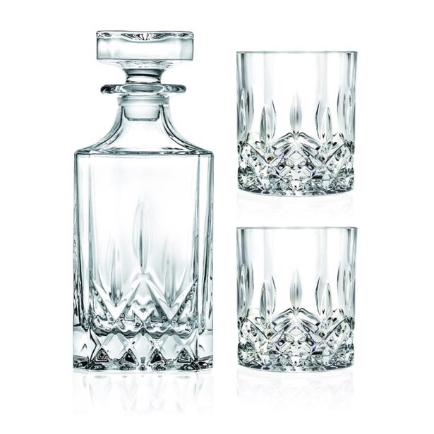 Salt & Pepper - Whisky Set Bar (3 delig)