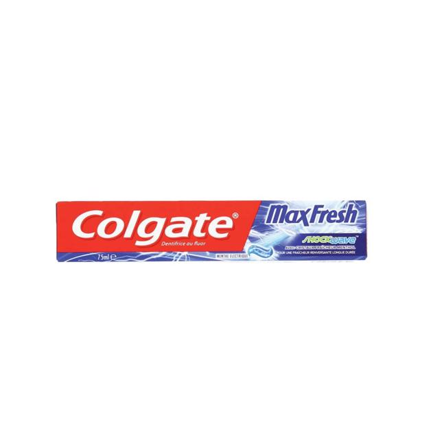 Colgate Max Fresh - Shockwave