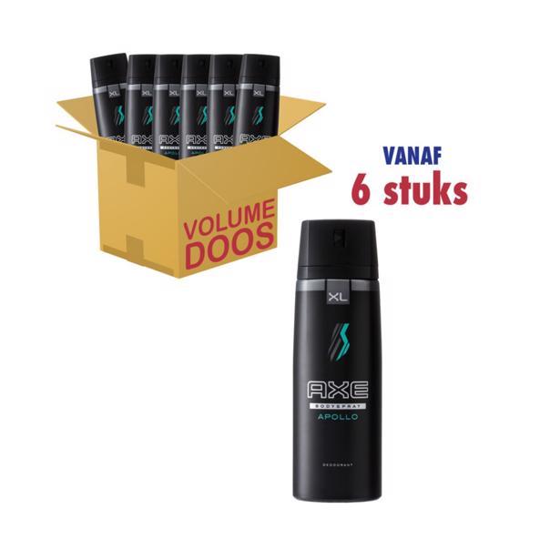 Axe Apollo XL Deodorant
