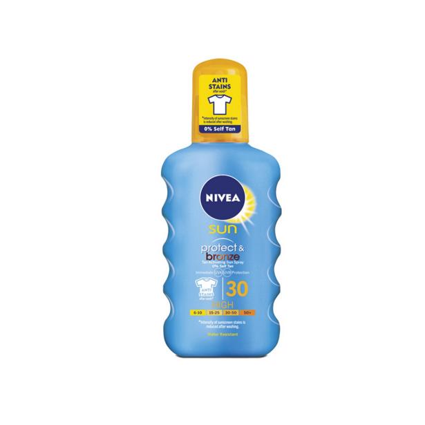 Nivea - Sun Protect&Bronze Spray SPF30