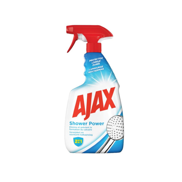 Ajax Shower Power 2in1