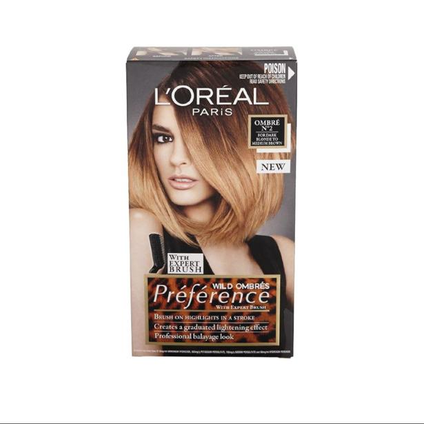 L'Oréal Paris Wild Ombrés Nr 2