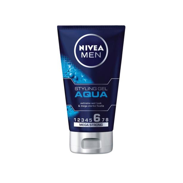 Nivea Men Styling Gel Aqua Mega Strong