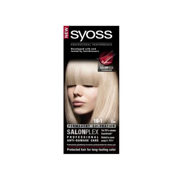 Syoss Pure Blond Professional Performance 10-1