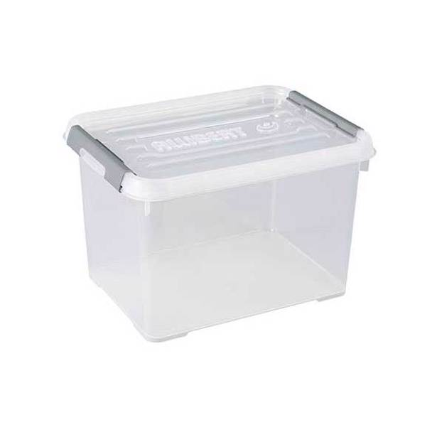 Curver Handy Plus Box 20L - 40x29x26cm - Transparant