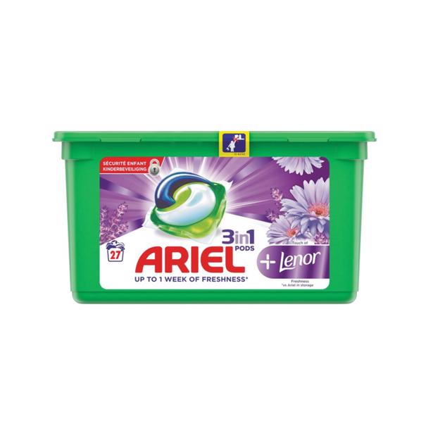 Ariel 3 in1 Pods Touch of Lenor Freshness