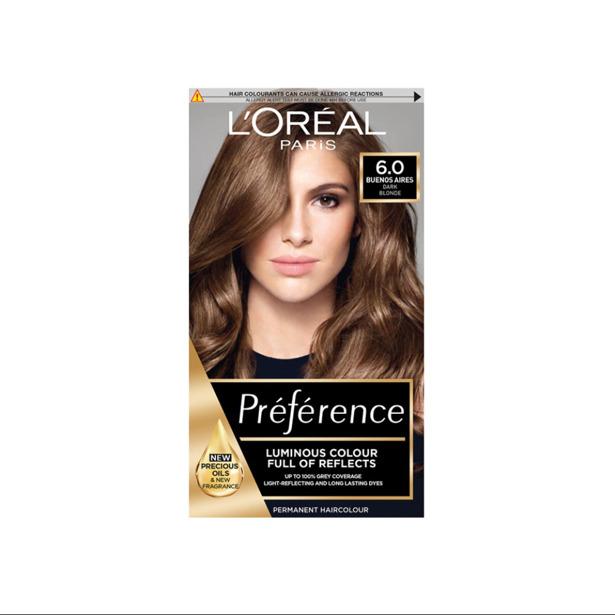 L'Oréal Paris Préférence 6.0 Buenos Aires Dark Blonde