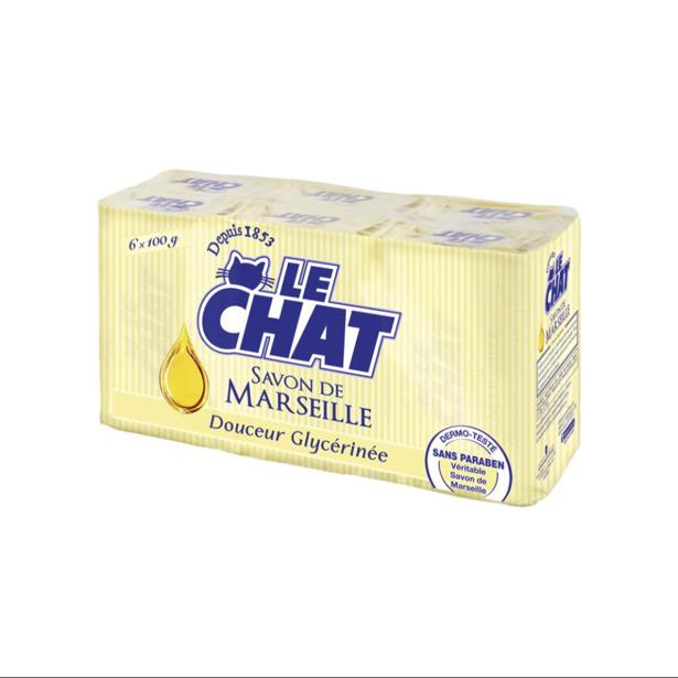 Le Chat Stukzeep Marseille Zachte Glycerine