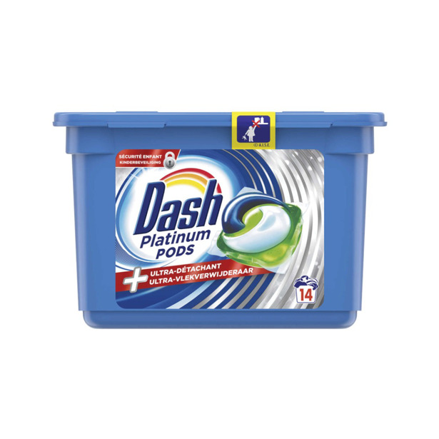 Dash Platinum Pods