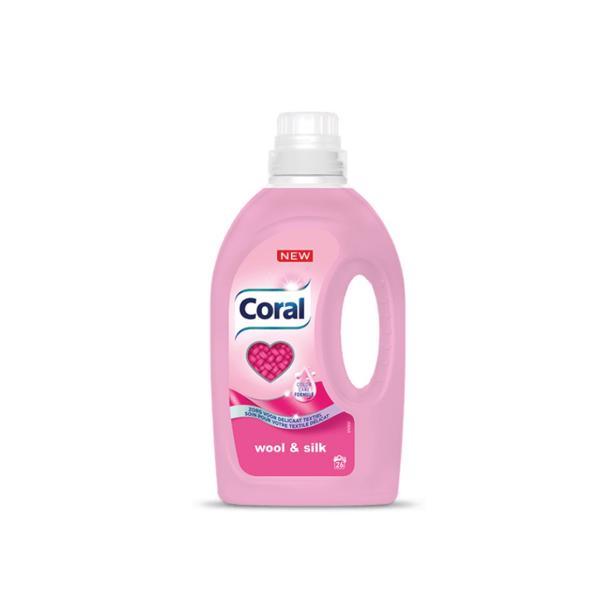 Coral Wol en Zijde