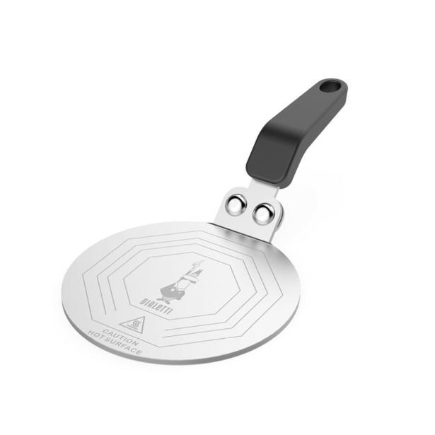 Bialetti Inductieplaat Adapter 13cm voor 1 tot 6 Tassen Espresso Makers