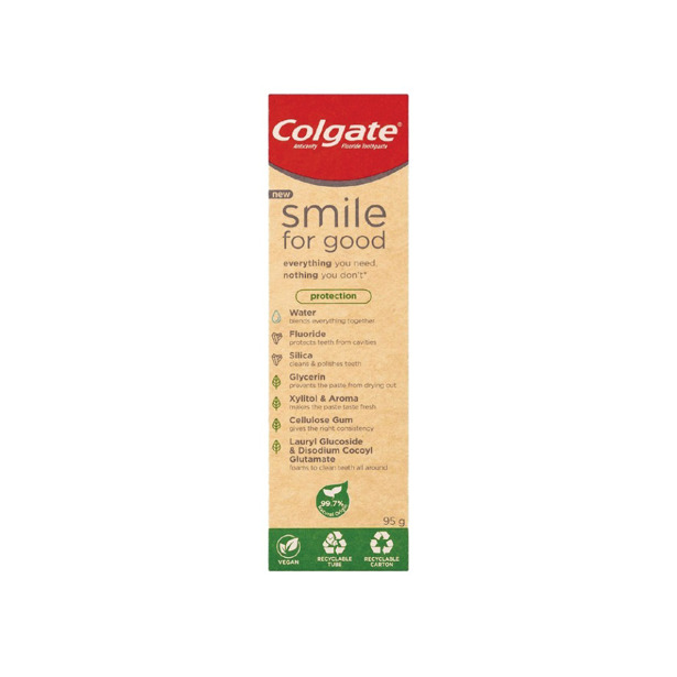 Colgate Tandpasta Smile For Good Protection