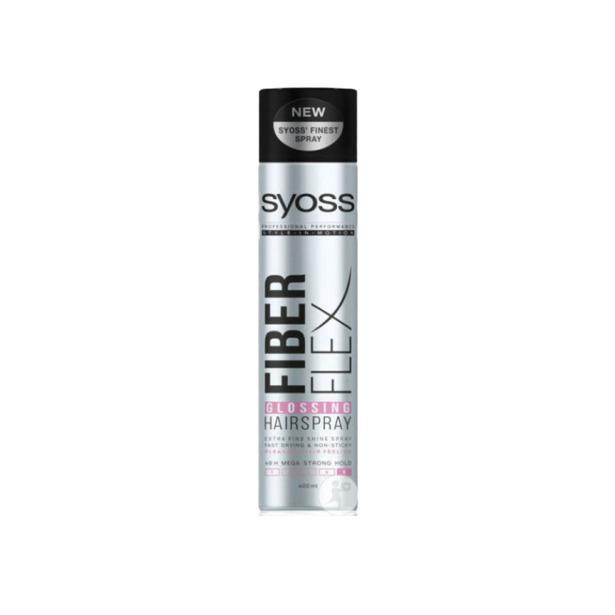 Syoss Fiber Flex Glossing Haarspray