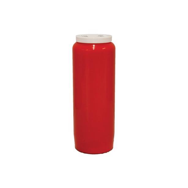 Spaas noveenkaarsen rood voordeelverpakking 20 kaarsen