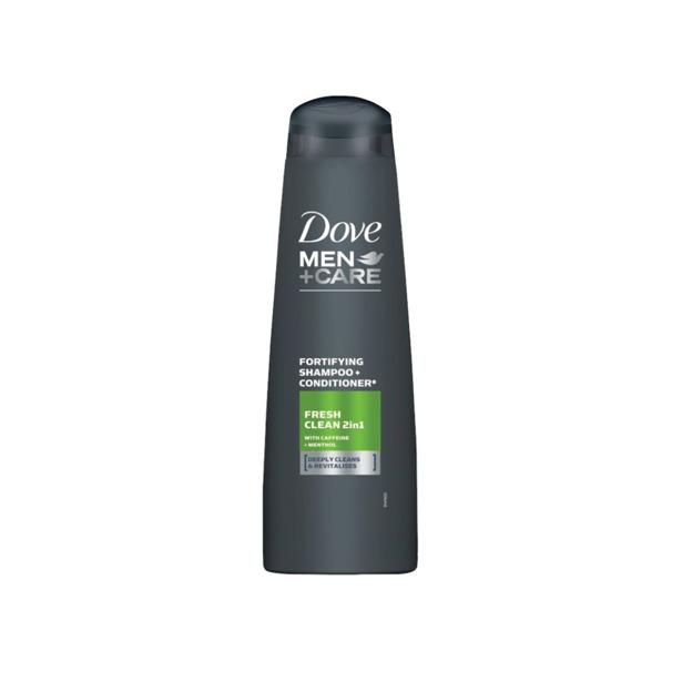 Dove Men Care Fresh Clean 2in1 400ml