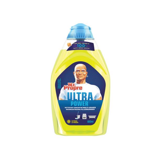 Mr Proper Ultra Power Gel Multi Clean Citroen 600ml