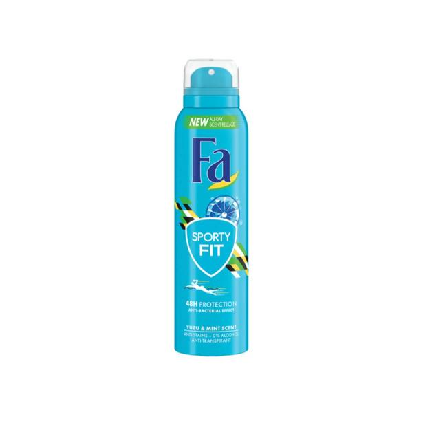 Fa Deodorant Sporty Fit