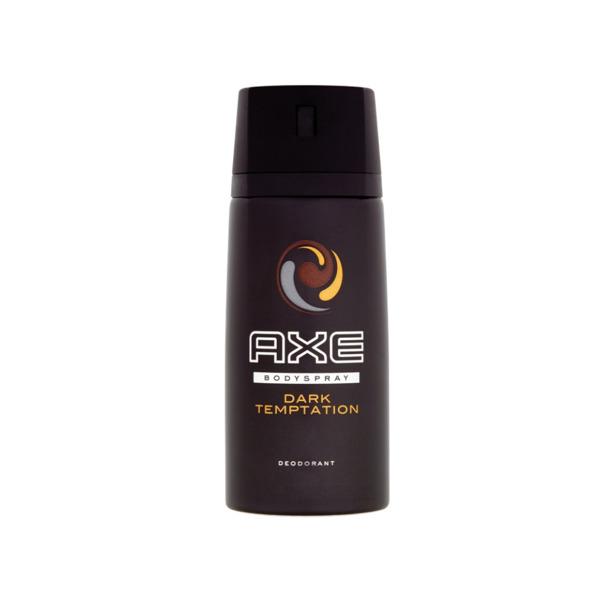 Axe Deodorant Dark Temptation