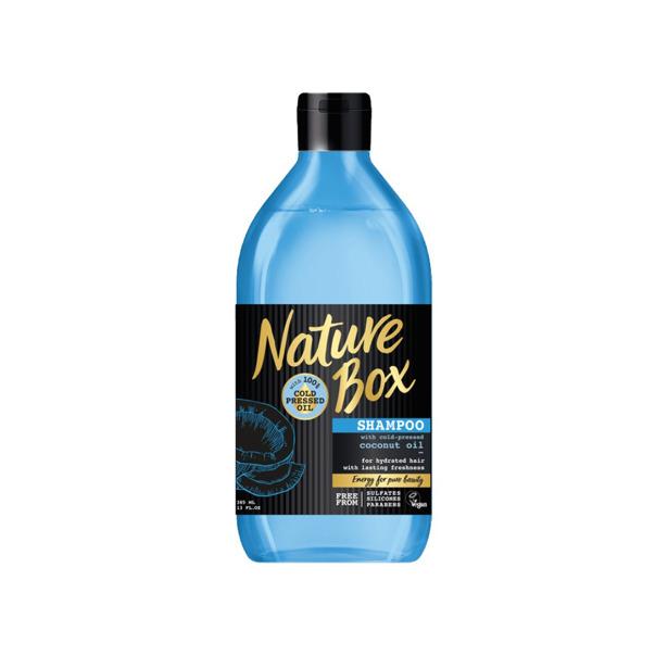 Nature Box Shampoo Coconut Oil 385ml