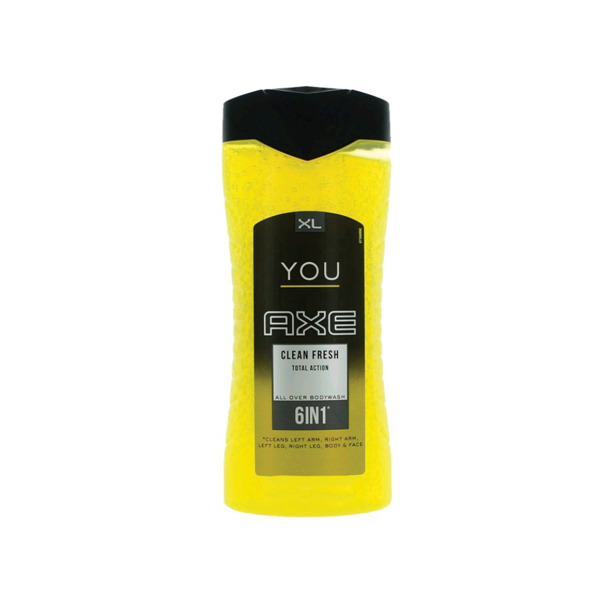 Axe XL Bodywash 6in1 You Clean Fresh