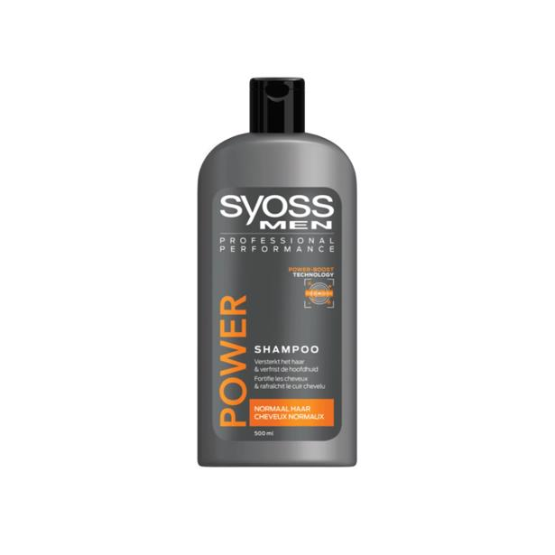 Syoss - Men Power Shampoo