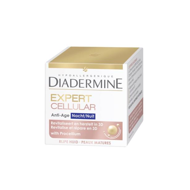 Diadermine Expert Cellular Anti Age Nachtcrème
