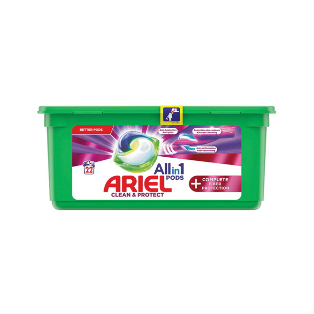 Ariel 3 in 1 Pods Complete Fiber Protection