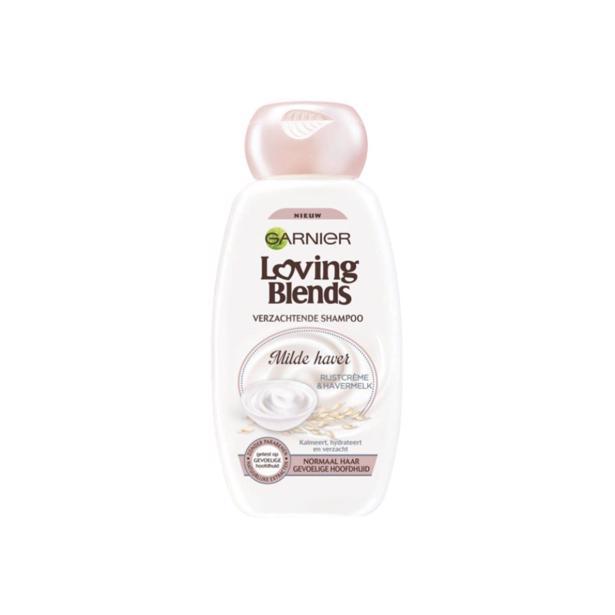 Garnier Loving Blends Verzachtende Shampoo Milde Haver
