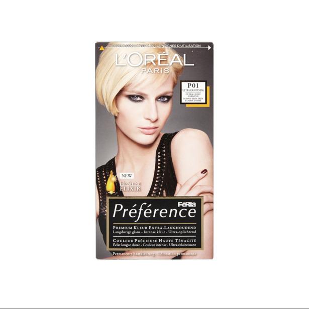 L'Oréal Paris Préférence Féria P01 Asblond