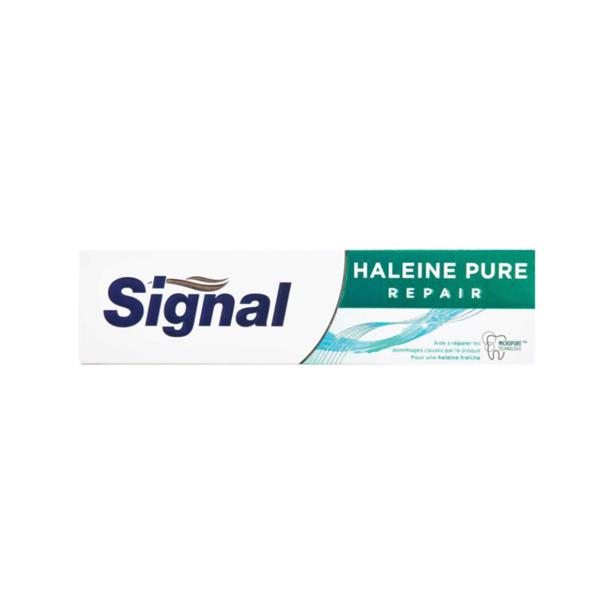 Signal Tandpasta Pure adem Repair