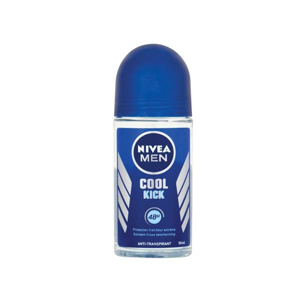 Nivea - MEN Deo Roll-on Cool Kick 50ml