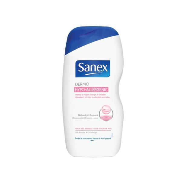 Sanex Douche Dermo Hypo-Allergenic 500ml