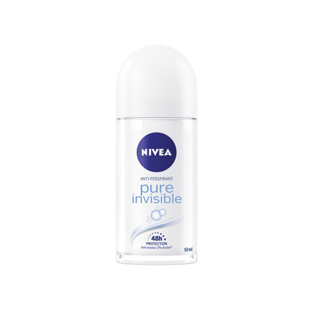 Nivea WOMAN Deo Roll-on Pure invisible 50ml