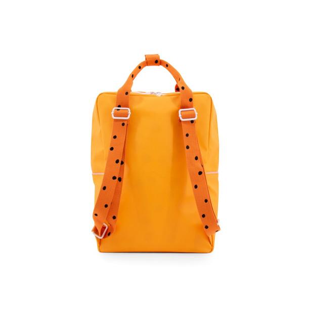 Sticky Lemon - Rugzak Large Freckles Sunny Yellow+Carrot Orange+Candy Pink