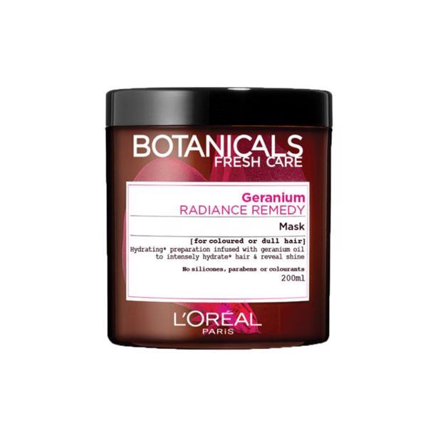L'Oreal Botanicals - Geranium Radiance Remedy Haarmasker