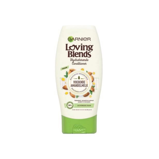 Garnier Loving Blends Hydraterende Conditioner Amandelmelk
