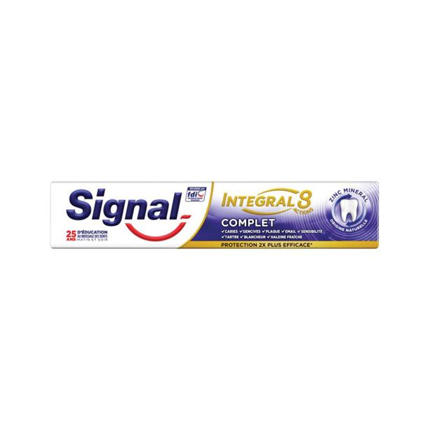 Signal Tandpasta Integral 8 Complet
